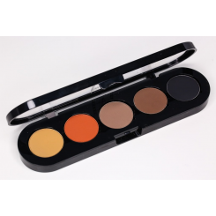 Paleta sprancene TE10 Make-up Atelier Paris