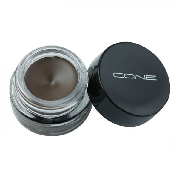 Gel pentru sprancene Ash Brown Cone Professional Make-up