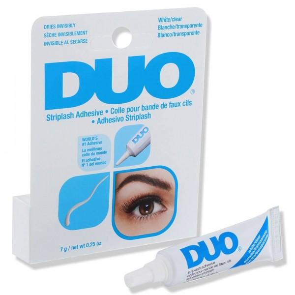 Adeziv gene false DUO 7g transparent