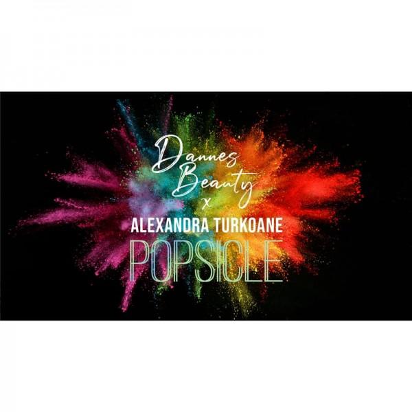 Paleta farduri popsicle by Dannes Beauty & Alexandra Turkoane
