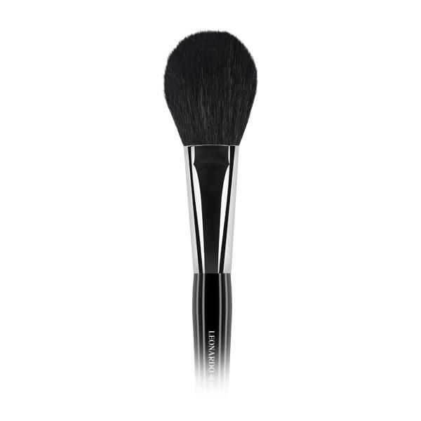 Pensula make-up Leonardo 1 Pudră, păr de capră