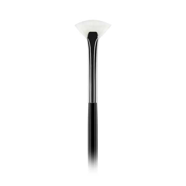 Pensula make-up Leonardo 48 Pieptăn gene, păr de capră și sintetic