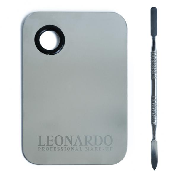 Paletă și spatulă Leonardo