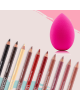 Set 10 creioane ochi/buze si burete beauty blender CADOU Leonardo