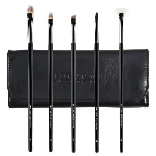 Set 5 pensule make-up Leonardo