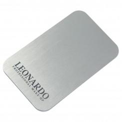 Paleta din oțel inoxidabil pentru amestecarea culorilor Leonardo