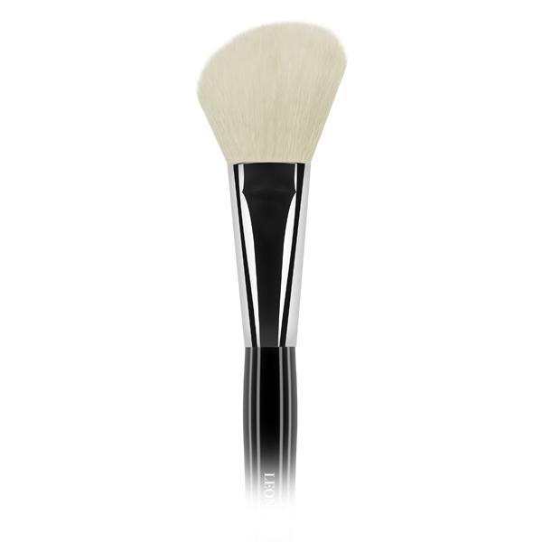 Pensula make-up Leonardo 4 Pudră / Blush, păr de capră