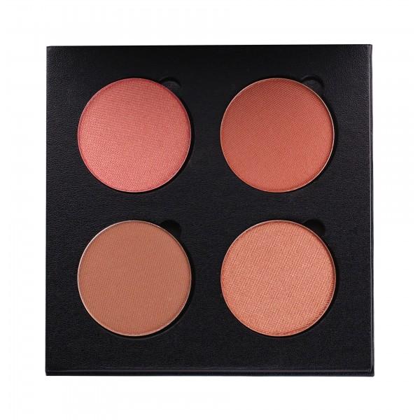 Paleta blush 4 culori RE. 42 Maqpro Paris