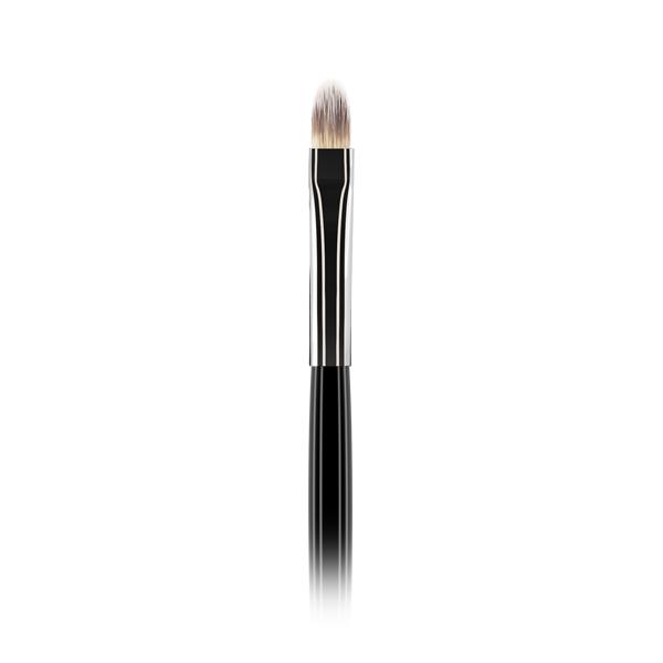 Pensula make-up Leonardo 51, pentru buze, păr sintetic