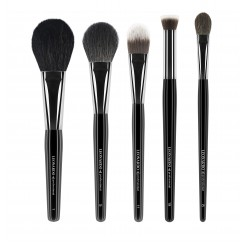 Set 5 pensule make-up Leonardo Ten